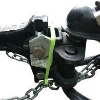 Safety Chain Hanger for Weight Distribution Hitch