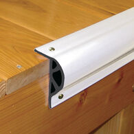 """Dockmate Commercial-Grade Double-Molded Dock Profile, """"P"""" Guard"""