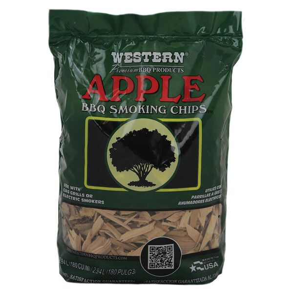 Western Apple BBQ Wood Smoking Chips