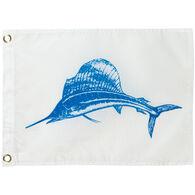 Sailfish Boat Flag