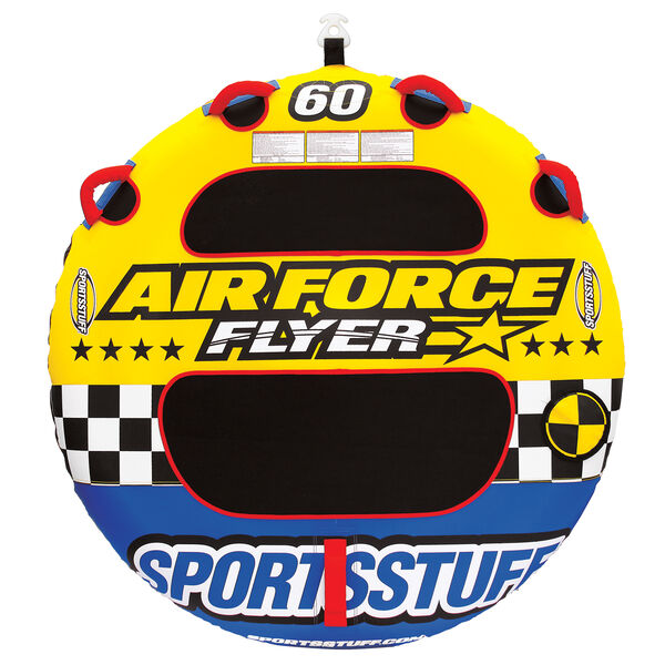 Sportsstuff Air Force Flyer 1-Person Towable Tube