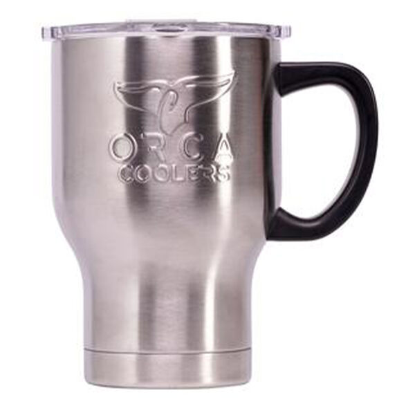 Orca Chaser Cafe 20-oz. Insulated Coffee Mug w/Clear Lid