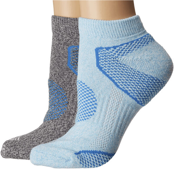 Columbia Women's Low-Cut Walking Socks, 3-Pack
