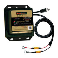 SS1 Sportsman Series Battery Charger, One 10 AMP Bank