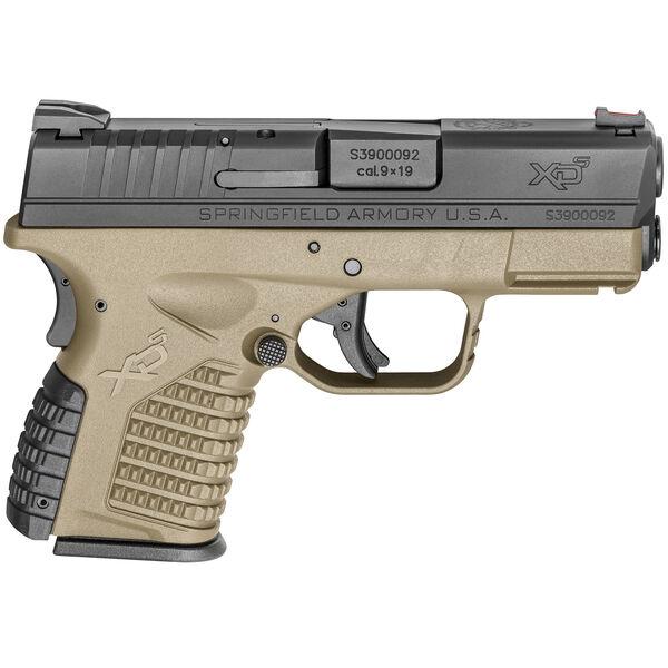 "Springfield XD-S 3.3"" Handgun"