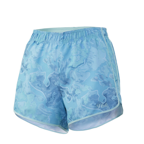 HUK Women's Chillin' Deck Short
