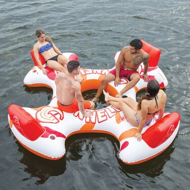 Connelly Party Cove 4-Person Lounger