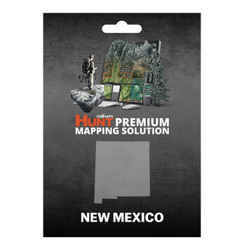 onXmaps HUNT GPS Chip for Garmin Units + 1-Year Premium Membership, New Mexico