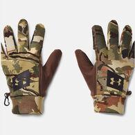 Under Armour Men's Hunt Early Season Fleece Gloves