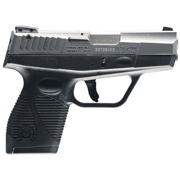 Taurus 740FS Stainless Handgun