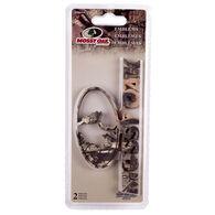 Mossy Oak Infinity Camo Emblems, 2-Pack