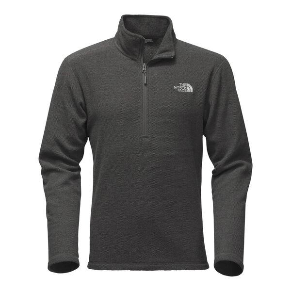 The North Face Men's Texture Cap Rock Half-Zip Pullover