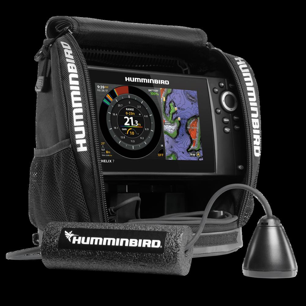 Humminbird Ice Helix 7 CHIRP Sonar/GPS G2 Combo