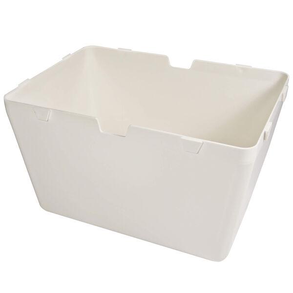 "Innovative Drop-In Storage Tub For 11"" x 15"" Hatch"