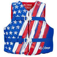 Onyx Stars & Stripes Youth Universal Type III PFD