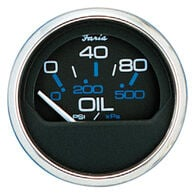 Faria Chesapeake SS Instruments - Oil Pressure Gauge (0-80 psi)