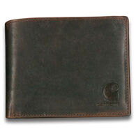 Carhartt Men's Oil Tan Passcase Wallet