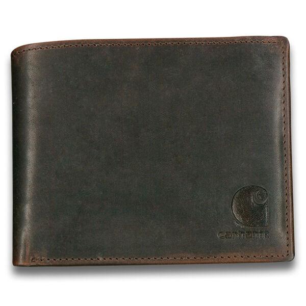 Carhartt Men's Oil Tan Passcase Wallet