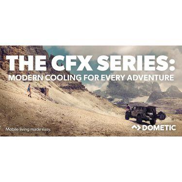 Dometic CoolFreeze CFX 35W Portable Refrigerator/Freezer, 32L
