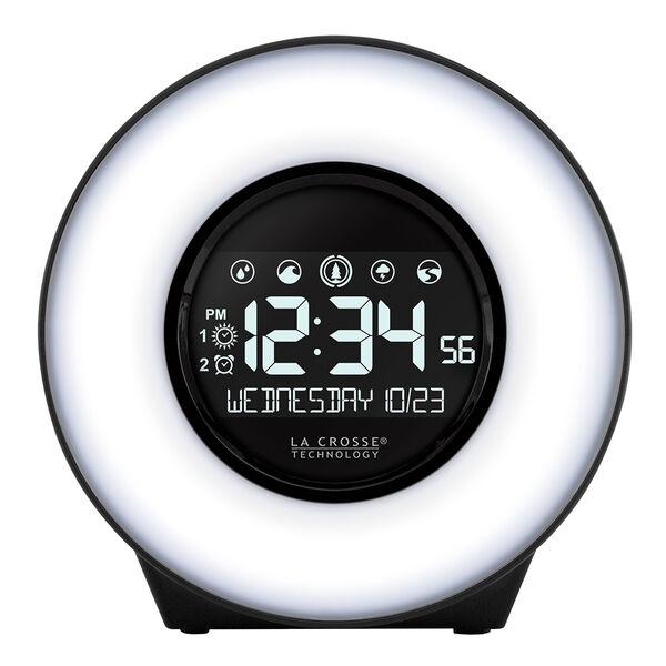 La Crosse Mood Light and Nature Sound Alarm Clock