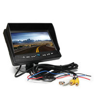 "RVS 7"" LED Digital Color Rear View Monitor"