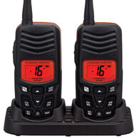 Standard Horizon HX100 Floating Handheld VHF Radio Two-Pack