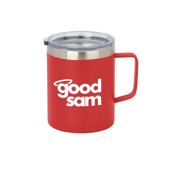 Good Sam 12-oz. Stainless Steel Coffee Mug, Red