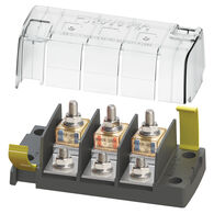 Blue Sea Systems MRBF Surface-Mount Fuse Block, Independent Source