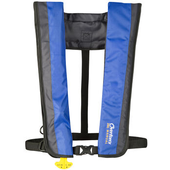 Overton's 24-Gram Slimline Elite Manual Inflatable Life Jacket