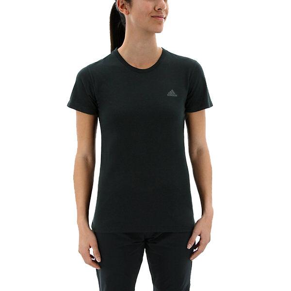 Adidas Women's Ultimate Short-Sleeve Crew Tee