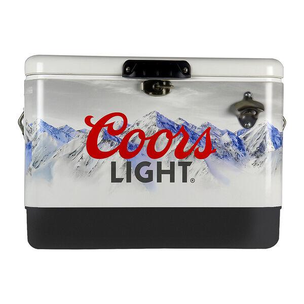 Coors Light Ice Chest, 54 Qt.