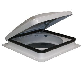Dometic Fan-Tastic Non-powered Roof Vent, White