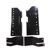 DMI Quic'n Easy and Cush'n Combo Custom Bracket Kit for Chevy Short Bed
