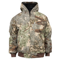 King's Camo Youth Insulated Full-Zip Jacket