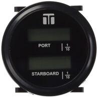 Sierra Dual Hourmeter, Part #67281P