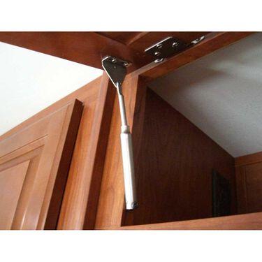 Metal Cabinet Door Support