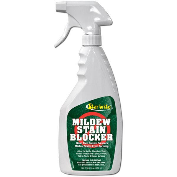 Star Brite Mildew Stain Blocker With Nano Tech Barrier, 22 oz.