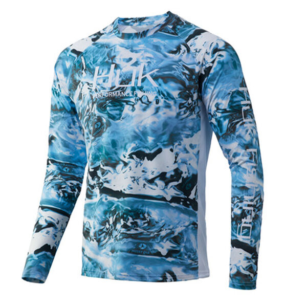 HUK Mossy Oak Pursuit Long Sleeve Shirt