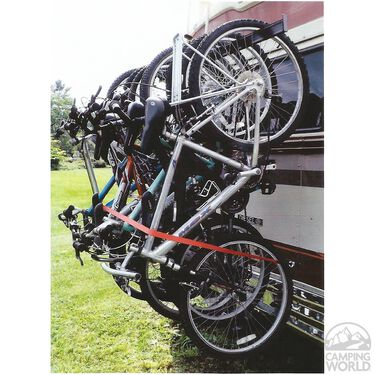 Drayton 8 Bike Hitch Mounted Bike Rack