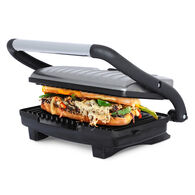 Brentwood Select TS-611 Compact 1000W Nonstick Panini Press & Sandwich Maker