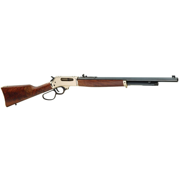 Henry .45-70 Lever Action Octagon Centerfire Rifle
