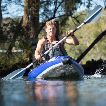 Aquaglide Chelan HB Two Inflatable Kayak