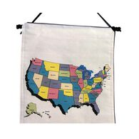 Travel Keepsake Map- USA