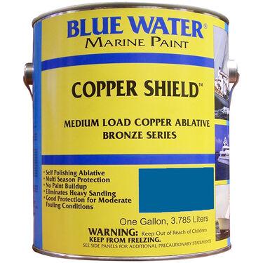 Blue Water Copper Shield 45 Ablative, Quart