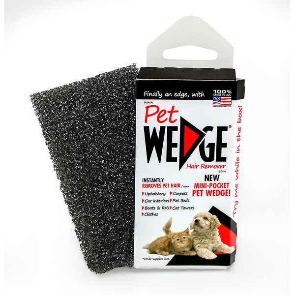 Mini Pocket Pet Wedge Hair Remover