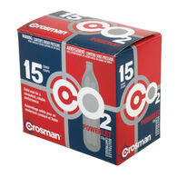 Crosman Powerlet CO2 Cartridges, 15-ct.