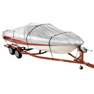 Covermate HD 600 Trailerable Boat Cover for 12'-14' V-Hull Fishing Boat