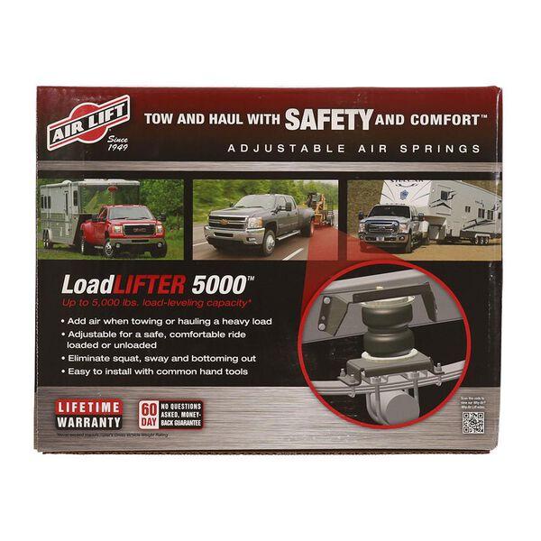 Super Duty Air Springs, Rear - '01-'04 Chevy Silverado, GMC Sierra 2500 HD/3500 Dually Trucks