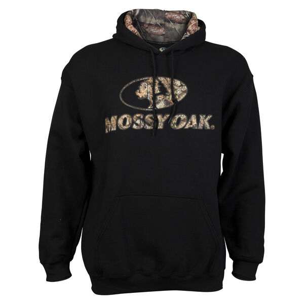 Mossy Oak Men's Fleece Pullover Hoodie