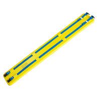 Overton's Pro Ski Belt - Yellow - 2XL